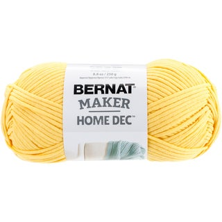 Bernat Maker Home Dec Yarn-Gold
