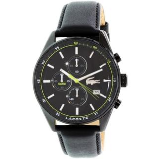 Lacoste Men's 2010785 Dublin Leather Watch