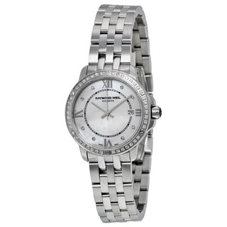 Raymond Weil Women's 5391-STS-00995 'Tango' Diamond Stainless Steel Watch