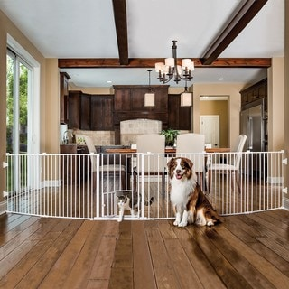 Carlson 2-in-1 Super Pet Gate and Pet Yard
