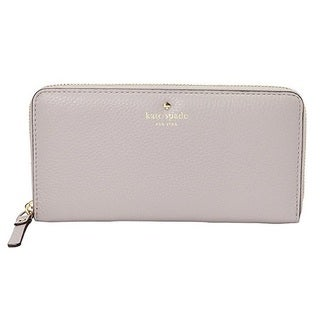 Kate Spade Cobble Hill Lacey Nouveau Neutral Wallet