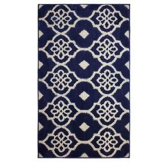 Jean Pierre Cut and Loop Meeko Textured Decorative Accent Rug