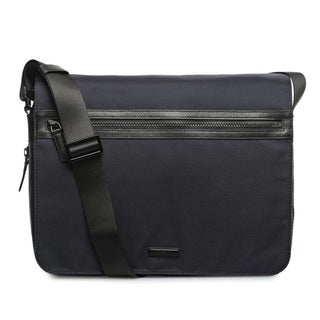 Michael Kors Parker Large Navy 13-inch Laptop Messenger Bag