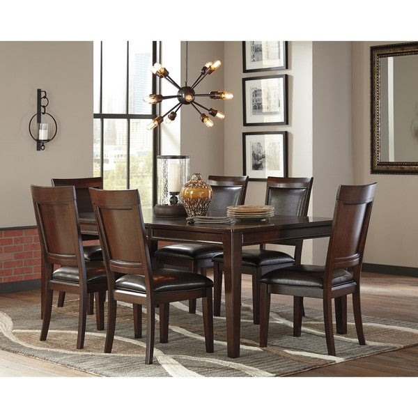 Signature Design By Ashley Shadyn Brown Dining Set