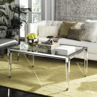 Acrylic Coffee Console Sofa End Tables Shop The Best Deals - Acrylic coffee table