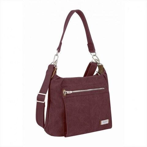 Travelon Heritage Anti-theft Hobo Handbag