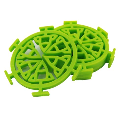 Silicone Rocket Coaster (Pack of 4)