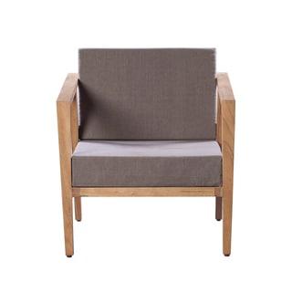 Mandara Handcrafted Solid Wood Modern Chair
