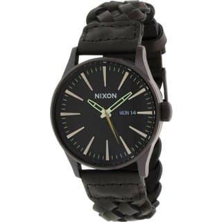 Nixon Men's A1051928-00 Sentry Watch https://ak1.ostkcdn.com/images/products/14595189/P21140134.jpg?impolicy=medium