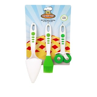 Curious Chef Pie Tools (Pack of 3)