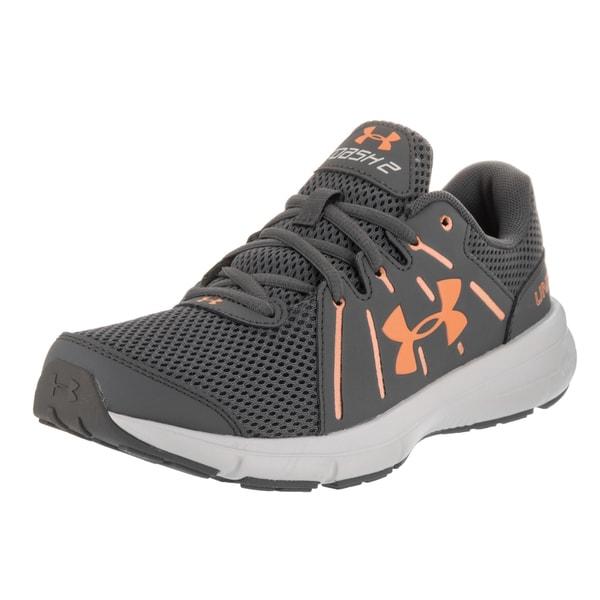 online store 7f135 c70ba Under Armour Women's Dash 2 Grey Running Shoes