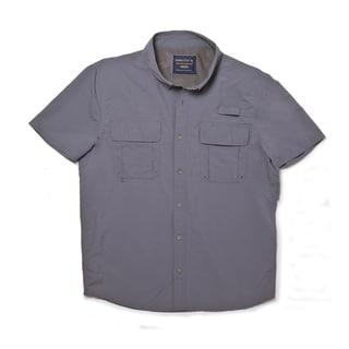Smith's Workwear Men's Short Sleeve Nylon Performance Shirt