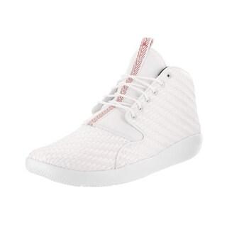 Nike Jordan Men's Jordan Eclipse Chukka White Textile Basketball Shoes