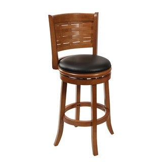 Sumatra 29-inch Swivel Stool