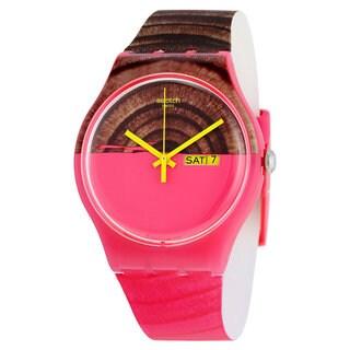 Swatch WOODKID Unisex Watch SUOP703