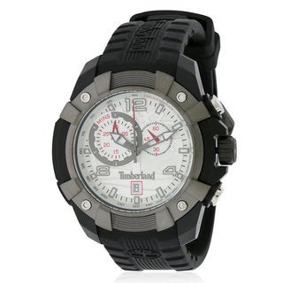 Timberland Chronograph Silicone Men's Watch