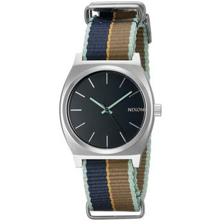 Nixon Time Teller A0452079 Women's Cloth Watch