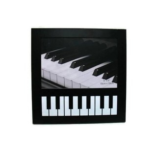 "Elegance Piano Photo Frame 6x4"""