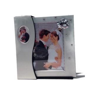 Heim Concept Wedding Photo Album and Frame in Holder