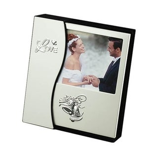 Elegance Wedding Photo Album in Holder