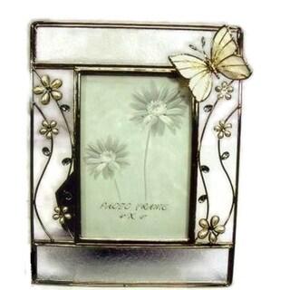 "Elegance Mariposa 4 x 6"" Picture Frame"