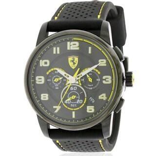 Ferrari Men's Scuderia SF107 0830061 Heritage Watch