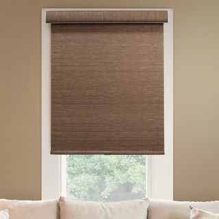 Link to Chicology Felton Truffle Deluxe Free-Stop Cordless Roller Shade Similar Items in Blinds & Shades