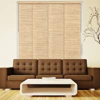 """Chicology Nile Reed Deluxe Adjustable Sliding Panels - up to 80""""w x 96""""h"""