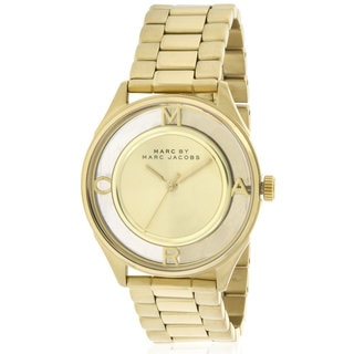 Marc by Marc Jacobs Tether MBM3413 Goldtone Stainless Steel Ladies' Watch