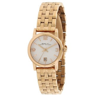 Marc by Marc Jacobs MBM3438 Vintage Rose Gold Watch