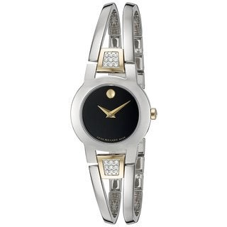 Movado Women's 0606894 Amorosa Stainless Steel Lady's Watch
