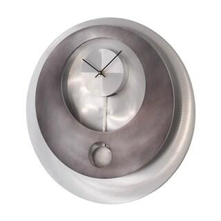 Nova Lighting Vendome Pendulum Wall Clock