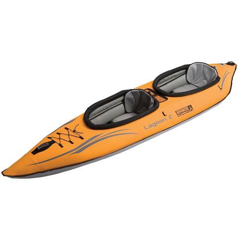 Lagoon 2 Inflatable Kayak