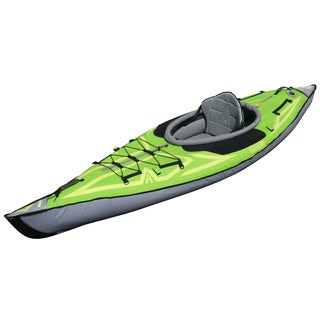 AdvancedFrame Inflatable Kayak Green