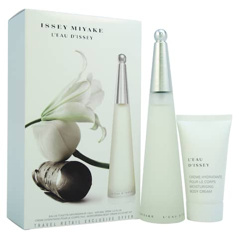 Issey Miyake L'eau d'Issey Women's 2-piece Set