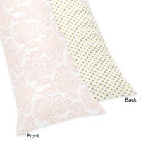 Body Pillow Case for the Amelia Collection by Sweet Jojo Designs