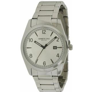 Kenneth Kole New York Men's Stainless Steel Watch