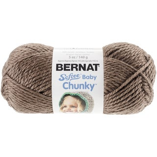 Softee Baby Chunky Yarn-Teddy Brown