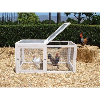 Precision Nantucket Chicken Coop Expansion Pen