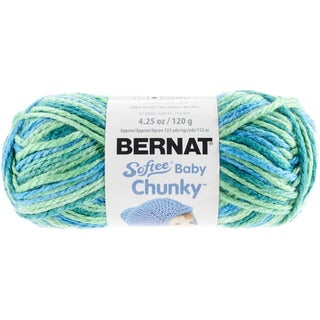 Softee Baby Chunky Ombre Yarn-Jungle Jive