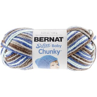Softee Baby Chunky Ombre Yarn-Jumpin' Jack