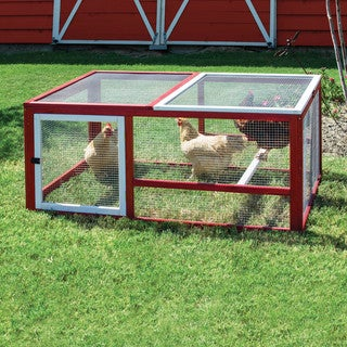Precision Old Red Barn II Chicken Coop Expansion Pen