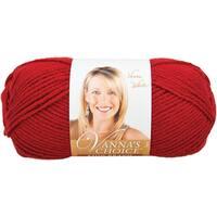 Vanna's Choice Yarn-Cranberry