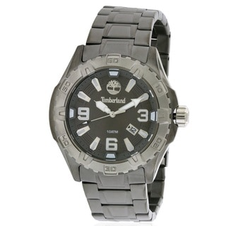 Timberland Gilford Stainless Steel Men's Watch