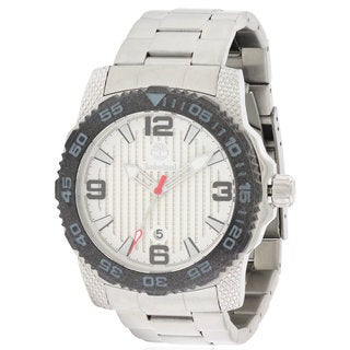 Timberland Men's Sandown TBL_13613JSSB_04M Stainless-steel Watch