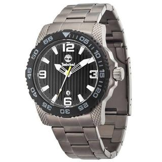 Timberland Men's Sandown Stainless Steel Watch