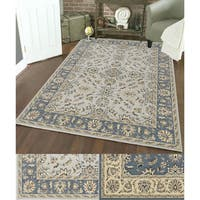 Admire Home Living Artisan Oriental Area Rug - 3'3 x 4'11