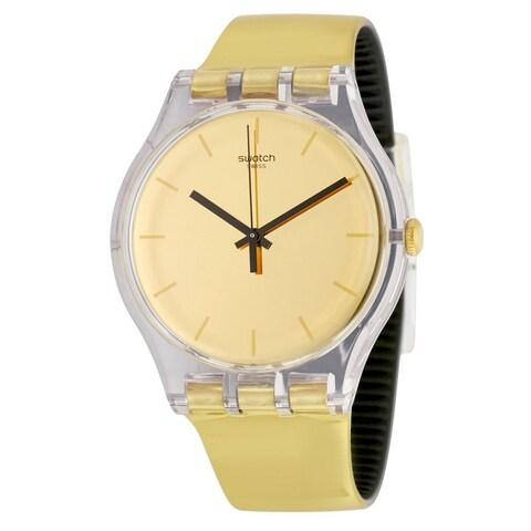 Swatch Women's Goldenall Watch