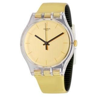 Swatch Women's Goldenall SUOK120 Watch