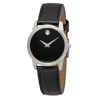 Movado Ladie'sMuseum Classic Leather Watch